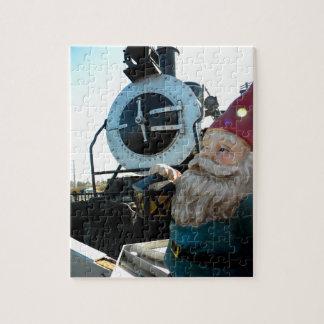 Gnomo del motor puzzles con fotos