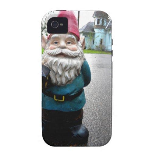 Gnomo del Victorian Case-Mate iPhone 4 Funda