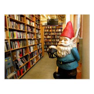 Gnomo I de la biblioteca Postales