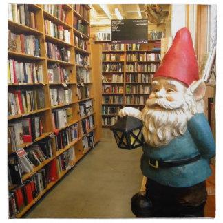 Gnomo I de la biblioteca Servilleta De Papel