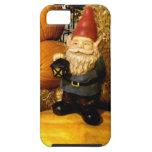 Gnomo I de la calabaza iPhone 5 Case-Mate Protector