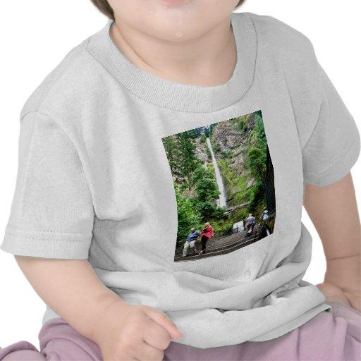 Gnomo I de Multnomah Camisetas