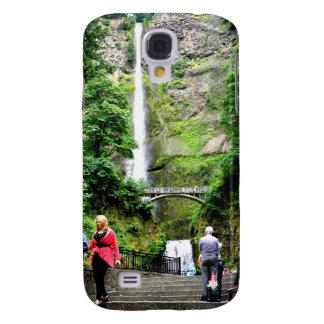 Gnomo I de Multnomah Funda Para Galaxy S4