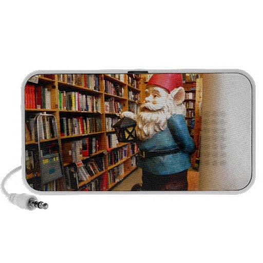Gnomo II de la biblioteca Altavoz De Viaje