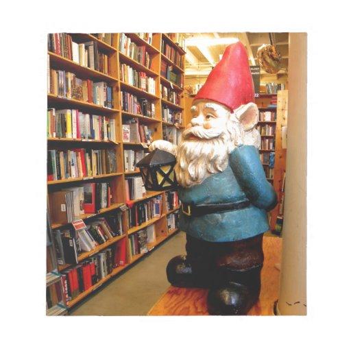 Gnomo II de la biblioteca Bloc De Papel