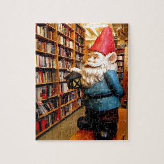 Gnomo II de la biblioteca Rompecabezas Con Fotos
