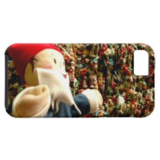 Gnomo II de la pared de la goma iPhone 5 Carcasa