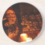 Gnomo II del cementerio Posavasos Manualidades