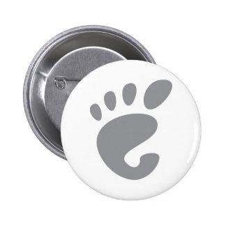 Gnomo - Linux - OSS FSF Pins