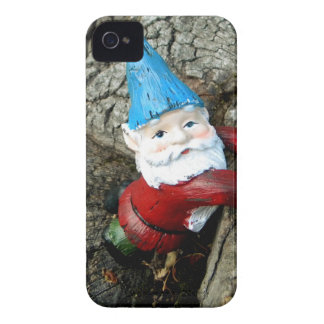 Gnomo Stumped Case-Mate iPhone 4 Coberturas