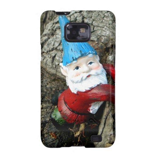 Gnomo Stumped Samsung Galaxy SII Carcasa