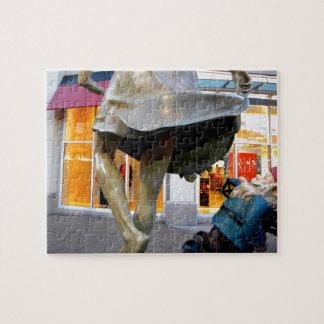 Gnomo travieso puzzle con fotos