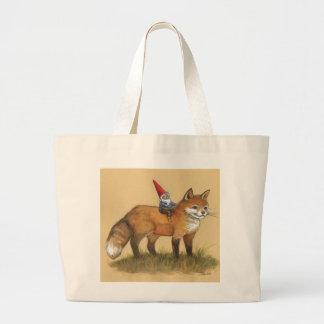 Gnomo y Fox jovenes Bolsa