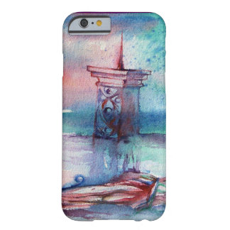 GNOMON AND LADY OF THE LAKE BARELY THERE iPhone 6 CASE