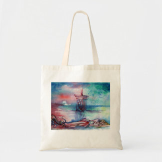 GNOMON AND LADY OF THE LAKE TOTE BAG
