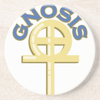 Gnosis Drink Coaster