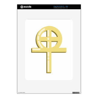 Gnostic Cross Decal For The iPad