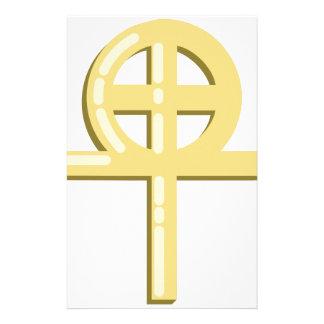 Gnostic Cross Stationery