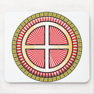 Gnosticism Icon Mouse Pad