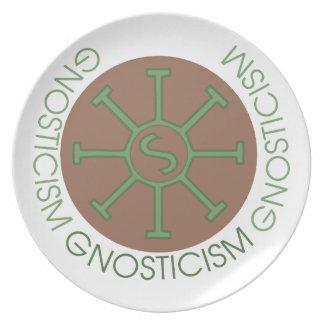 Gnosticism Platos Para Fiestas