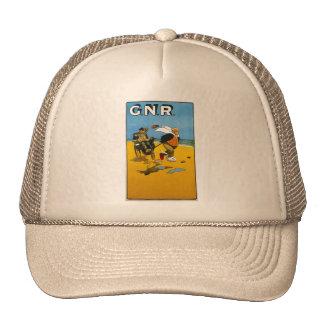 GNR railway poster Trucker Hat