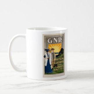 gnr whitsun excursion coffee mug