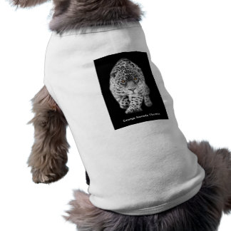 GNT Logo shirt Leopard pet shirt