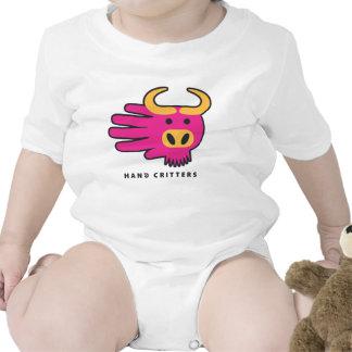Gnu baby t-shirt bodysuit