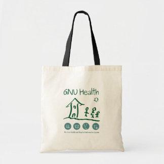 GNU Health  Bag Bolsa Tela Barata