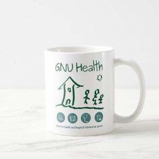 GNU Health Mug Taza De Café