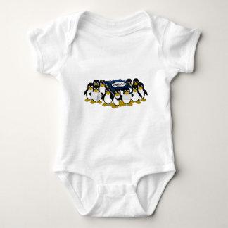 GNU/Linux! Baby Bodysuit