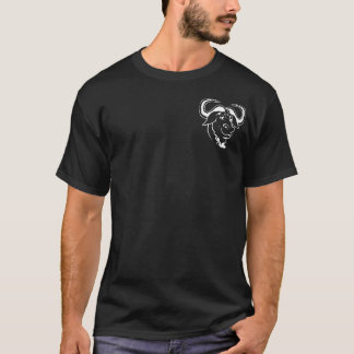 GNU/Linux Black T-Shirt