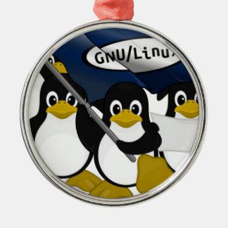 ¡GNU/Linux! Ornaments Para Arbol De Navidad