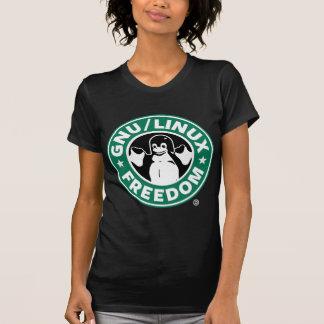 Gnu Linux Freedom T Shirt