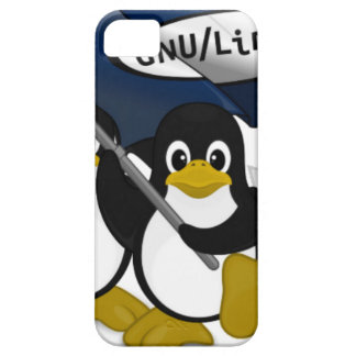 ¡GNU/Linux! iPhone 5 Case-Mate Protectores
