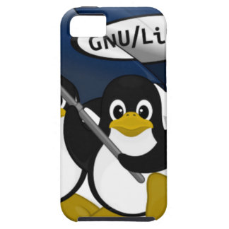 GNU/Linux! iPhone SE/5/5s Case