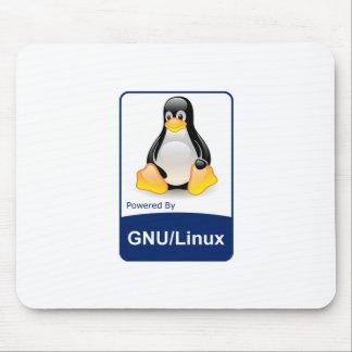 GNU/Linux Mouse Pad