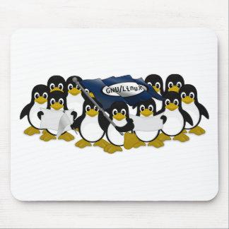 GNU/Linux! Mouse Pad