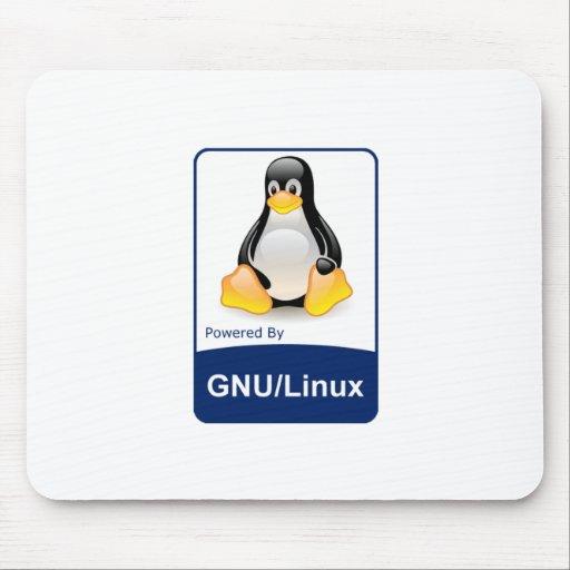GNU/Linux Mouse Pads