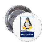 GNU/Linux Pins