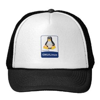 GNU/Linux Trucker Hat