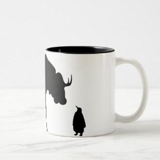 GNU NO LINUX TAZA DE CAFÉ
