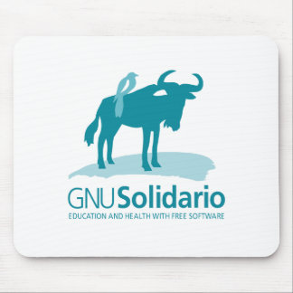 GNU Solidario MousePad