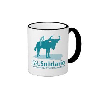 GNU Solidario Mug