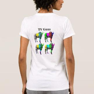 Gnus de la TV Camiseta