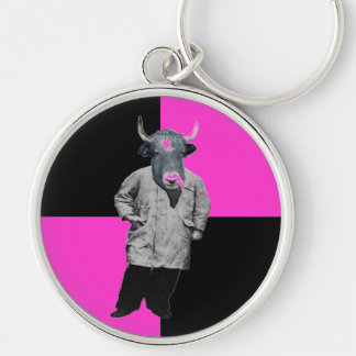 GNUS FLASH-_-Steer Clear of the Left Leaning GNUS Keychain