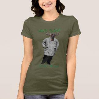 GNUS FLASH-_-Steer Clear of the Left Leaning GNUS T-Shirt