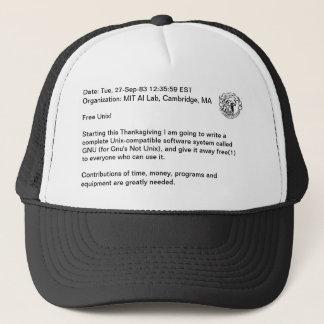 GNU'S Not Unix Unix Hat