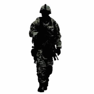 .:GO:. Accessories soldier Statuette