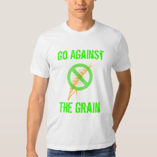 Go Against the Grain - Celiac Awareness Tee Shirt